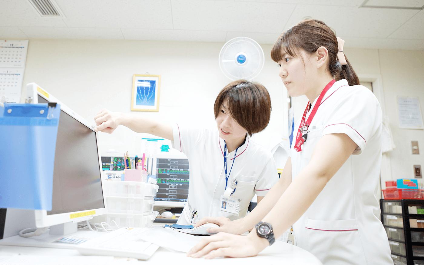 総合新川橋病院看護師